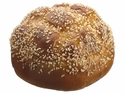 Artificial Brown Bread - Set of 12