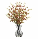 "30"" Cherry Blossoms with Vase Artificial Arrangement"
