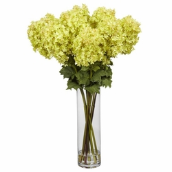 "40"" Giant Hydrangea Silk Flower Arrangement"