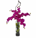 "47"" Giant Phalaenopsis & Hydrangea Silk Flower Arrangement"