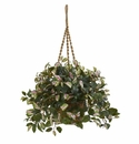 Hoya Artificial Plant Hanging Basket -