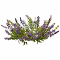 "5.5"" Lavender Artificial Arrangement Candelabrum"