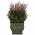 "13"" Mixed Grass Artificial Plant (Indoor/Outdoor)"