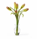 "33.5"" Oriental Ginger Liquid Illusion Artificial Flower Arrangement"