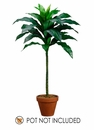 Set of 6 - 3' Artificial Corn Plants