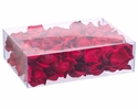 Realistic Looking Silk Rose Petals - Bulk Pack of 200 (Available in 2 colors)
