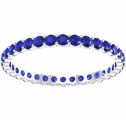 0.70 cttw Sapphire Eternity Ring
