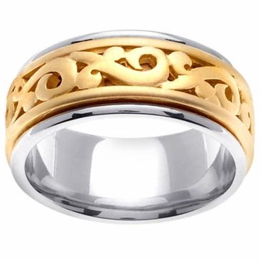 9.5mm Celtic Ring - click to enlarge
