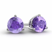 Amethyst Earrings
