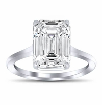 Classic Solitaire Engagement Ring