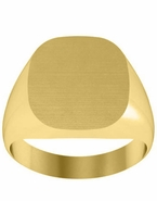 Customizable Signet Ring