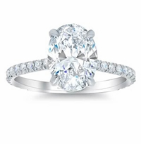Diamond Accented Rings