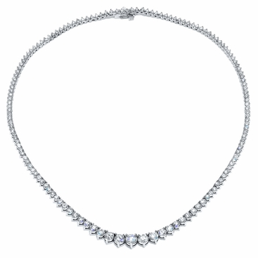 Diamond Riviera Necklace - click to enlarge