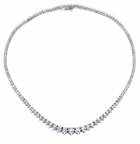 Diamond Riviera Necklace