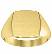 Elegant Traditional Signet Ring