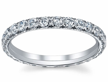 Eternity Anniversary Ring - click to enlarge
