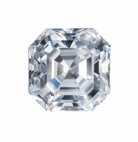 Harro Gem Custom Asscher Moissanite