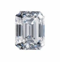 Harro Gem Custom Emerald Cut Moissanite