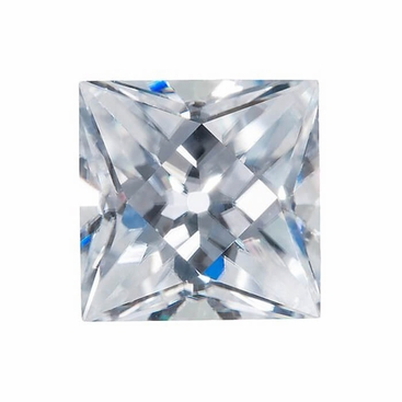 Harro Gem Custom French Cut Moissanite - click to enlarge