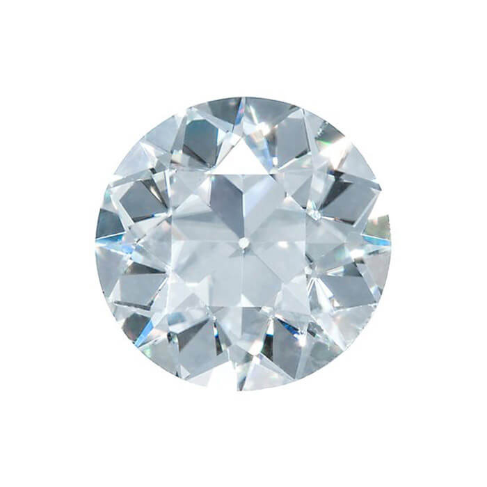 diamonds vs comparision chart gemstone hardness price color comparing moissanite brilliance