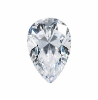 Harro Gem Custom Pear Moissanite