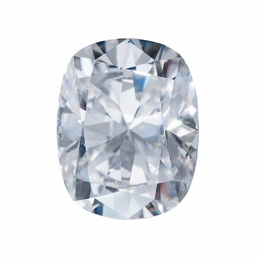 Harro Gem Custom Pillow Cut Moissanite - click to enlarge