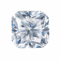 Harro Gem Custom Radiant Cushion Moissanite