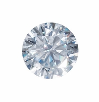 Harro Gem Custom Round Brilliant Moissanite