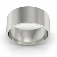 Men's Flat Wedding Band