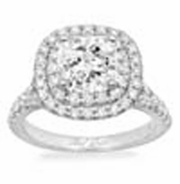 Most Pinned Engagement Rings