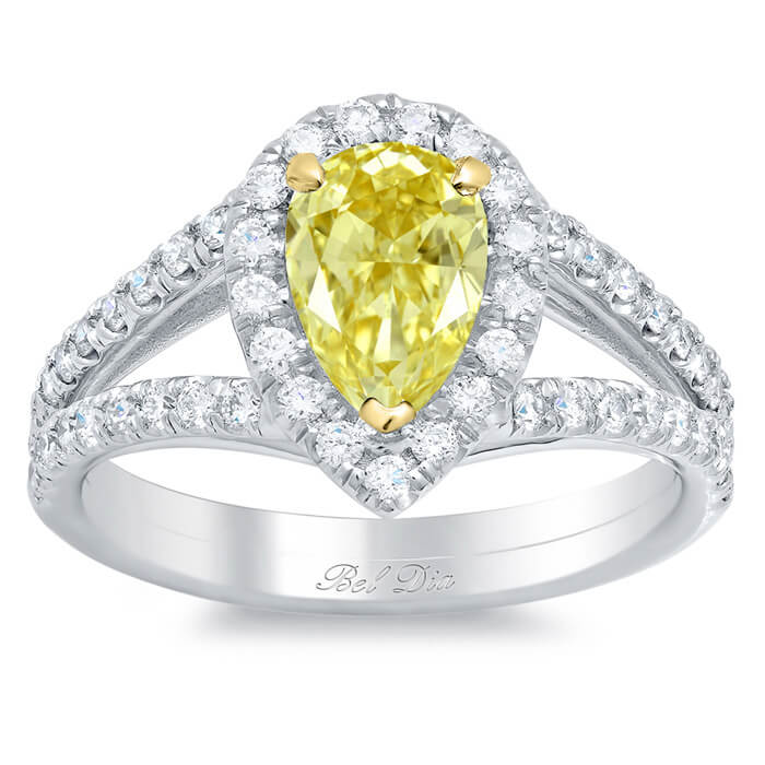 engagement rings yellow diamond canary ring ale tiffany prices