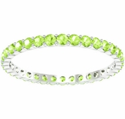 Peridot Eternity Ring