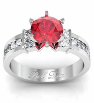 Ruby Channel Set Princess Engagement Setting