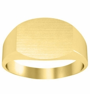 Signet Ring Band