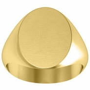 Personalizable Signet Ring