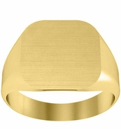Traditional Signet Ring
