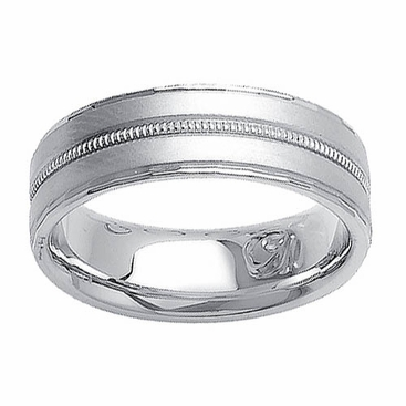 Unique Wedding Ring for Men - click to enlarge