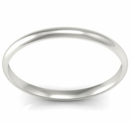 Wedding Ring for Women in Palladium