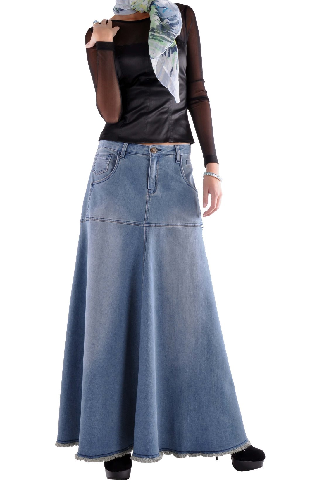 Free shipping BOTH ways on denim skirts, from our vast selection of styles. Fast delivery, and 24/7/ real-person service with a smile. Click or call