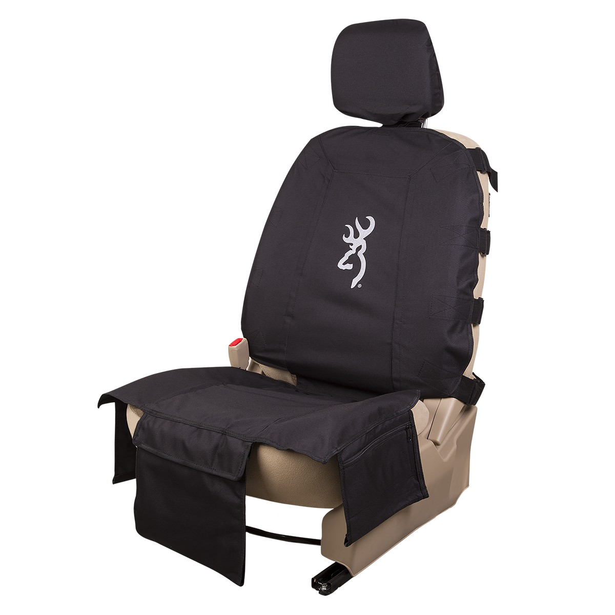 Browning Tactical Seat Cover  sc 1 st  CamoChic & Browning Tactical Black Seat Cover