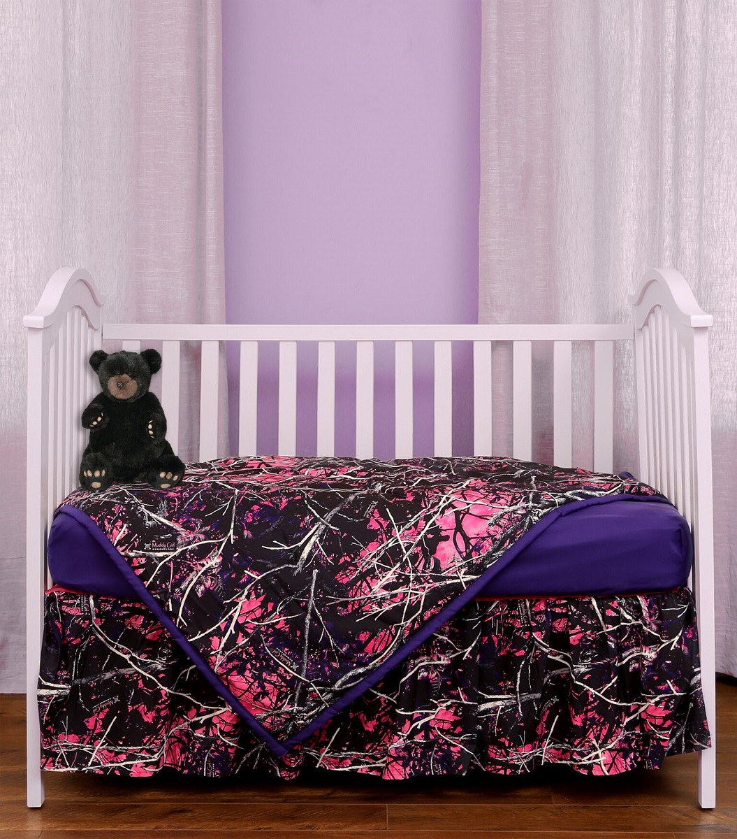 Realtree Camo Crib Toddler Bed Comforter Baby Bedding