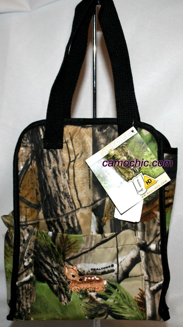 Realtree Camo Daddy S Diaper Bag Deer