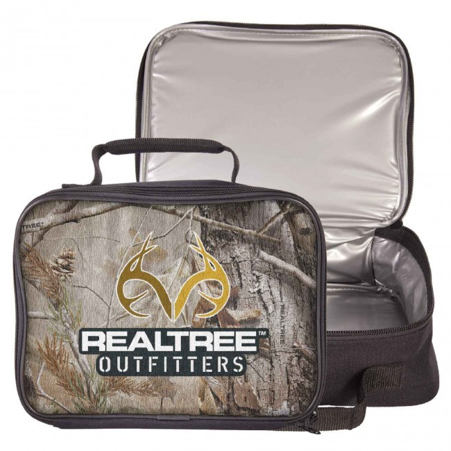 Realtree Camo School Lunch Box Cooler