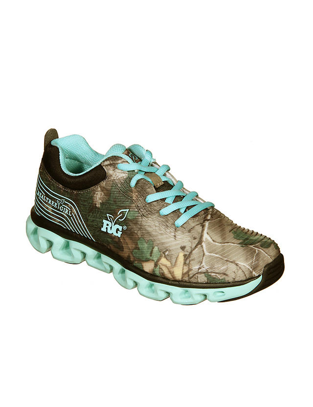 Realtree Camo Ms Constrictor Ladies Tennis Shoes Robin Egg ...