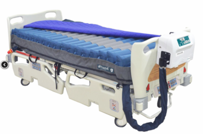 "54"" Low Air Loss Bariatric Mattress System"