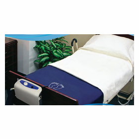 A2 medical air mattress and pump with alternating pressure and low air loss
