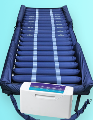 Alternating Pressure Mattress With Air Bolsters