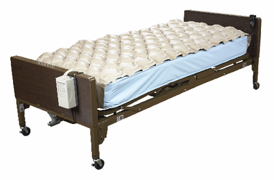 Alternating Pressure Pad System for home care