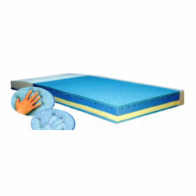 Cooling Gel Pressure Relief Mattress
