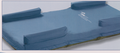 Deluxe Alternating Pressure Mattress System with Raised Edges and Low Air Loss